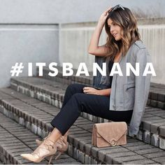 Banana Republic is a well rounded brand because its affiliation with the GAP, and would be a great company to work with their marketing team. Also for you working business ladies, their website has some great clothes you can wear to meetings.