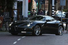 Alfa Romeo 8C Compentitione by FlorisF by FlorisPF, via Flickr