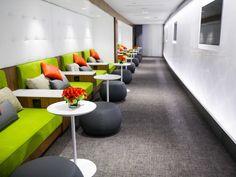 American Express Lounge LaGuardia - Business Insider