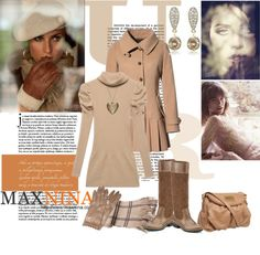 """""""Bare Maxnina"""" by akflow ❤ liked on Polyvore"""
