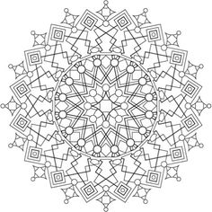 Mandalas are complex kaleidoscope designs that are a joy to fill with color. These are over 20 of the best mandala coloring books for adults. Blank Coloring Pages, Pattern Coloring Pages, Mandala Coloring Pages, Coloring Books, Adult Coloring, Mandala Design, Mandala Pattern, Zentangle Patterns, Zentangles