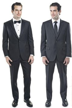 b18ebdfafce Men s formal wear can be a confusing