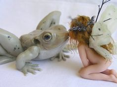Sometimes you have to kiss a few frogs before you find your prince!