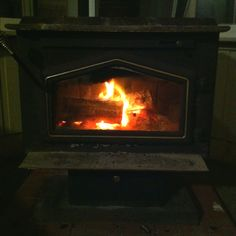 My florida room's furnace emanating  fiery warmth as snow falls here at Virginia Beach.  Yes, Virginia Beach!