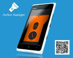 Perfect Flashlight - The perfect flashlight for Windows Phone 8 devices   Perfect Flashlight - perfect flashlight application has been available for free for Windows Phone 8 devices that use the major advantage that it contains no advertising! True, we have more tall flashlight application can be in the store, but it will be a new experience for the user, easy to use, beautiful, and especially no ads!