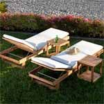 Horizon-Teak-Chaise-Lounger-for-Pool-and-Patio from Westminster Teak Furniture