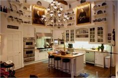 Classical Kitchen Design Ideas