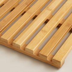 Bamboo Bath Mat | World Market