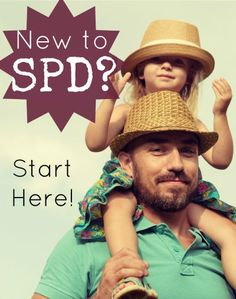Are you parenting a child with SPD? This post is FULL of resources and hope as you navigate the tricky waters of sensory processing disorder.