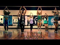 Too Original - Sensazao Dance Fitness - YouTube