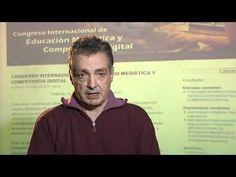 Congreso Educación Mediática: Roberto Aparici habla sobre educación mediática, cultura y participación. Propuesto en los foros por Alejandro Segura Vazquez