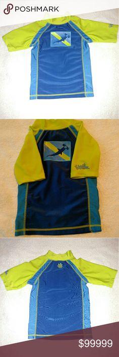 UV SKINZ RASH GUAURD / SWIM TOP Protect your child from sun & scratches ! FOLLOW 1curatedcloset for listing ...Coming soon! ?? UV SKINZ Swim Rashguards