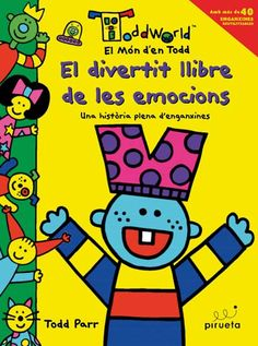 El divertit llibre de les emocions