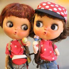 #blythe #blythedoll #blythecustom #cute #custom #customblythe #toy #toys