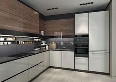 Exceptional kitchen style are available on our internet site. Read more and you wont be sorry you did. Kitchen Room Design, Kitchen Dinning, Kitchen Cabinet Design, Modern Kitchen Design, Home Decor Kitchen, Interior Design Kitchen, New Kitchen, Home Kitchens, Kitchen Ideas