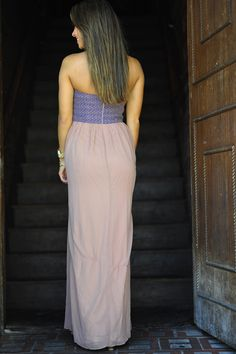 Restock: MINUET: Broken Record Maxi Dress | Hope's