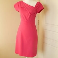 J Crew sheath dress Hardly worn! J. Crew Dresses Midi