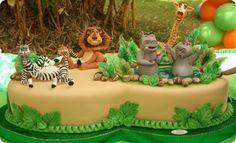 Madagascar Cake- skills