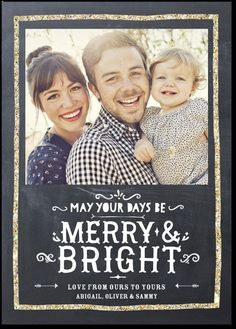 Tiny Prints holiday card - Golden Greetings #TinyPrintsCheer