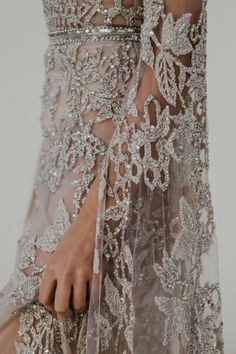 Designer Wedding Dresses Sparkly wedding dresses never looked so good! We rounded up our favorite styles from ballgowns to capelets to boho chic sequins, and these 22 bridal style ideas might just have you re-eva Yellow Wedding Dress, Two Piece Wedding Dress, Wedding Dresses 2018, Country Wedding Dresses, Cheap Wedding Dress, Ball Dresses, Ball Gowns, Corset Dresses, Pool Wedding