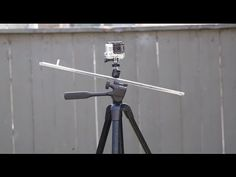 ▶ DIY GoPro Camera Slider - YouTube