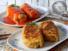 Kulinarne Szaleństwa Margarytki: Gołąbki z kaszą gryczaną, warzywami i mięsem