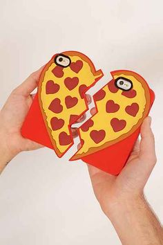 Pizza Besties iPhone 7/6/6s Cases Set
