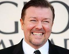 Ricky Gervais - British actor of 'The Office'