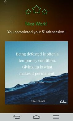 17 Best Calm app quotes images | Thoughts, Messages