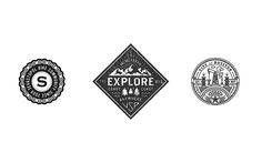 Cool Badge Design Collection