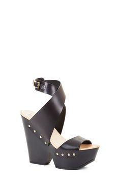 Shoes for Women: Women's Fashion Boots, Shoes & Heels Black Platform, Platform Shoes, Studded Sandals, Black Wedge Sandals, Black Leather Shoes, Winter Accessories, Fashion Boots, Heeled Mules, Shoes Heels