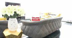 ✅ 3-izbový byt - Ponúkame na predaj exkluzívny 3i byt vo 5 Star Residence, Byt o rozlohe 114,96m2 pozostáva z centrálnej chodby, veľkej presklenej obývačky spojenej s plne vybavenou luxusnou kuchyňou a jedálňou... Open Plan, Ottoman, Windows, Flats, Chair, Search, Furniture, Home Decor, Loafers & Slip Ons