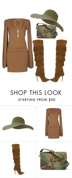 """""""Untitled #2063"""" by styledbycharlieb ❤ liked on Polyvore featuring Keds, Plein Sud, Yves Saint Laurent and Kendra Scott"""