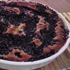 Huckleberry Cobbler, YUM! :)