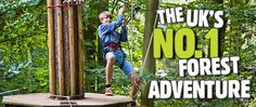 Go Ape Forest Adventure