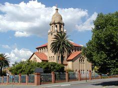 Church_Krugersdorp.NG Kerk Krugersdorp