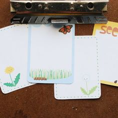 Wild Olive: Free Printable Springy Project Life Cards DIY