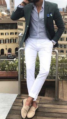 Men Dress Up, Dress Shirt And Tie, Stylish Mens Fashion, Latest Mens Fashion, Sharp Dressed Man, Well Dressed Men, Mens Casual Suits, Mens Suits, Men's Business Outfits