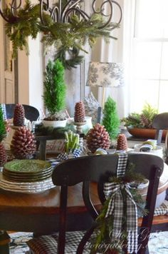 farmhouse christmas - Google Search