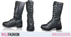 Nu lasa frigul sa iti strice dispozitia si bucura-te de noul anotimp purtand incaltaminte potrivita. Like. Share. Shop! Combat Boots, Shoes, Fashion, Dyes, Sandals, Moda, Zapatos, Shoes Outlet, Fashion Styles