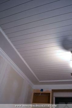 Basement Ceiling Options, Basement Walls, Basement Bedrooms, Basement Flooring, Basement Remodeling, Ceiling Ideas, Basement Ideas, Basement Bathroom, Rustic Basement