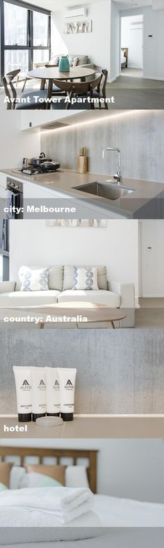 Avant Tower Apartment is located in the Melbourne CBD of Melbourne, close to Melbourne City Conference Centre. Free WiFi is provided. Tower Apartment, Melbourne Cbd, Australia Hotels, Free Wifi, Country, City, Rural Area, Cities, Country Music