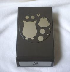 Stampin Up Paper Punches owl BUILDER