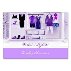 Fashion Mode Stylist Business Card. I love this design! It is available for customization or ready to buy as is. All you need is to add your business info to this template then place the order. It will ship within 24 hours. Just click the image to make your own!