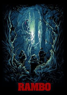 High quality images of movie posters (not pornographic films). Best Movie Posters, Movie Poster Art, Film Posters, Rambo Series, Silent Hill Art, Sylvester Stallone Rambo, Rocky Film, Stallone Rocky, Art Of Dan