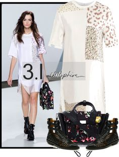 """3.1 Phillip Lim Spring 2013"" by kmp11 ❤ liked on Polyvore"