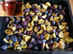 Kdo jednou zkusí tento recept, ke starému klasickému vaření se už nikdy nevrátí. Toto je asi nejlepší recept, který jsem vyzkoušela. Předtím jsem povidla vařila dlouhé hodiny a teď mám hotovo za jednu hodinu. Autor: Triniti Chutneys, Home Canning, Sweet Desserts, Aesthetic Food, Graham Crackers, Eggplant, Pickles, Plum, Homemade