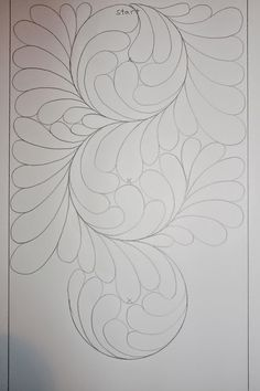 Sampaguita Quilts: Plate feathers tutorial