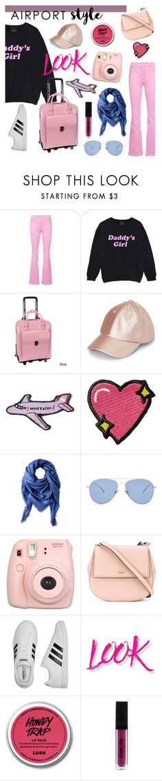 Hit & Run: Airport Style ✈️ by fifi-fiani on Polyvore