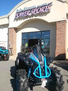 NEW CAN AM RENEGADE CFab 1000 XMR MR LIFTED MUD ATV 4 ...